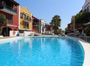 tenerife complesso residenziale